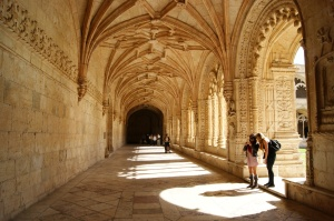 Clautro do Mosteiro dos Jerónimos